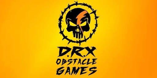 D.R.X OBSTACLE GAMES (KANSAS 2019) PRE-REGISTRATION