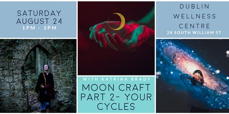 Moon Craft Part 2 - Your Cycles tickets