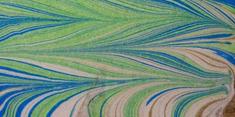 An Introduction To Marbling and Suminagashi Techniques Day Workshop tickets