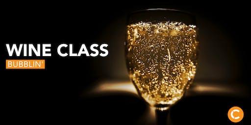 Bubblin Wine Class