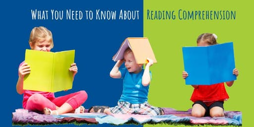 Parent Seminar: What No One Has Ever Told You About Reading!