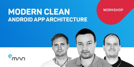 Modern Clean Android App Architecture tickets