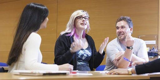 Postgraduate Open Evening - Weds November 6th 2019 - 5pm to 7.30pm