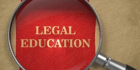 FREE Legal Information Seminar: Expungements tickets