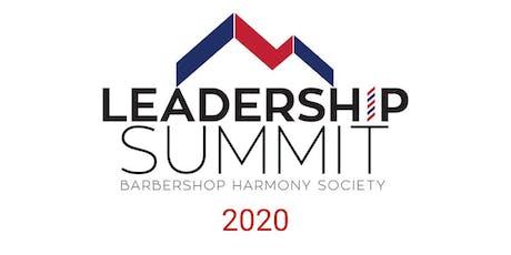 BHS Leadership Summit 2020 tickets