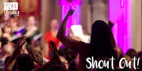 Real Voices Clapham: Shout Out! tickets