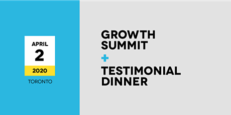 Public Policy Forum Growth Summit and Testimonial Dinner 2020 tickets