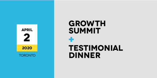 EARLY-BIRD SPECIAL! Public Policy Forum Growth Summit and Testimonial Dinner 2020