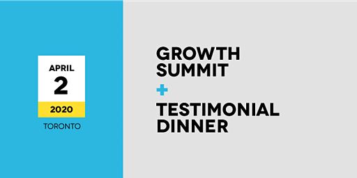 Public Policy Forum Growth Summit and Testimonial Dinner 2020