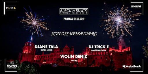 BLACK N BLACK - HEIDELBERG SCHLOSS