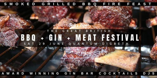 BBQ, Gin & Meat festival