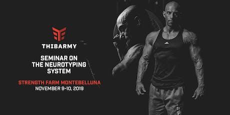 The Neurotyping System - Seminar - Montebelluna - Italy biglietti