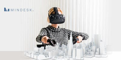 Virtual Reality 3D CAD design with Mindesk - Training session