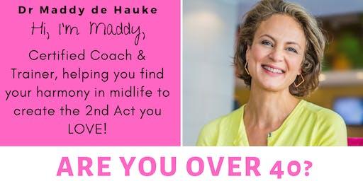 Hiddent Gift: Navigating Midlife (Women's Circle)