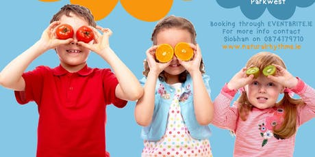 Happy Healthy Children - Build immunity & wellbeing in your kids! tickets