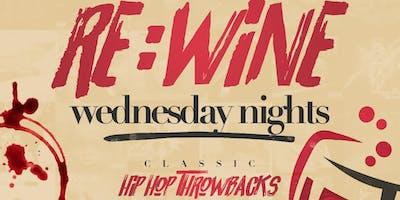 RE:Wine Wednesdays at Minerva Avenue