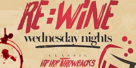 RE:Wine Wednesdays at Minerva Avenue tickets