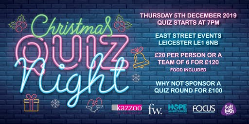 Christmas Charity Quiz