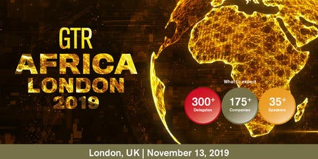GTR Africa London 2019 tickets