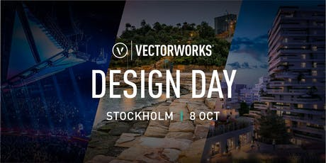 Vectorworks DESIGN DAY STOCKHOLM 2019 tickets