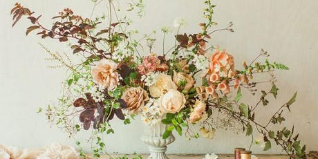 Floral Workshop 2, Floral Foam Free Garden Flower Arrangement tickets