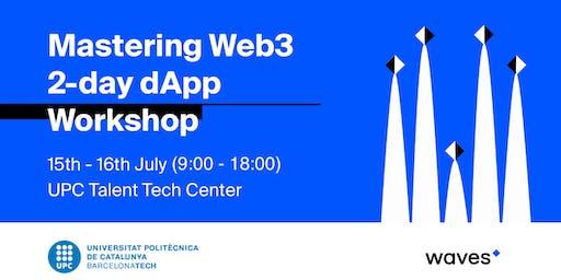 Waves Blockchain: Web3 2-day dApp Workshop