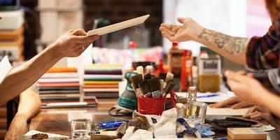 Köln: Grundlagen Möbelaufarbeitung/Restaurierung - DIY Workshop