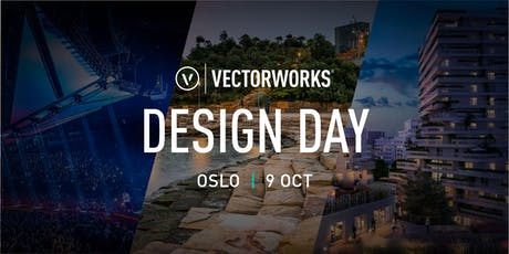 Vectorworks DESIGN DAY OSLO 2019 tickets