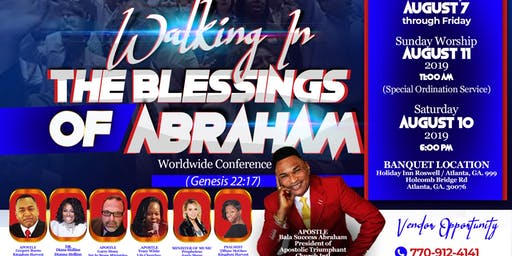 Walking in the Blessings of Abraham