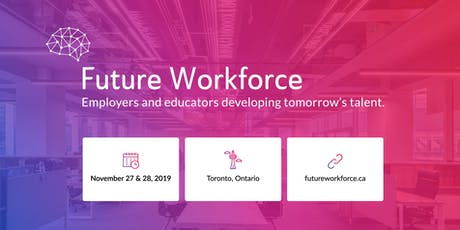 Future Workforce tickets