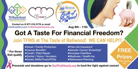 TFWS at The Taste of Bellwood tickets
