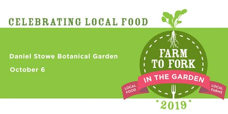 Farm to Fork Picnic - In the Garden tickets