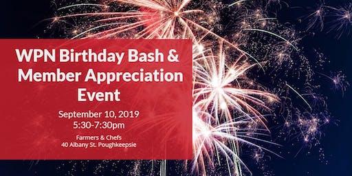 WPN Birthday Bash & Member Appreciation Event