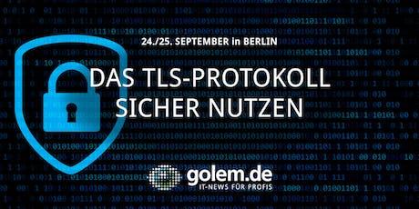 Das TLS-Protokoll sicher nutzen Tickets
