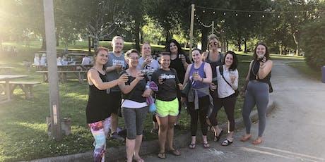 Yoga + Wine at The Vine Humboldt tickets