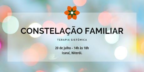 Constelação Familiar em Niterói. ingressos
