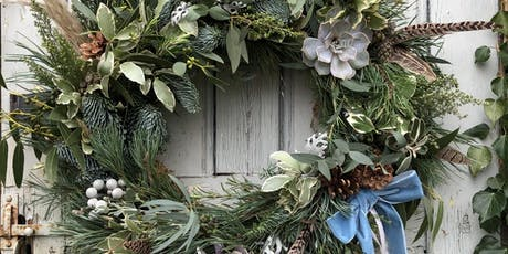 Floral Workshop 3, Christmas Wreath Making tickets