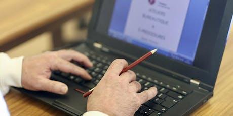 Illectronisme : les bibliothèques face à l'illettrisme numérique billets