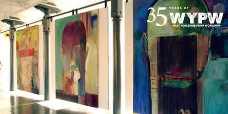 Artist talk - Alison Edmonds tickets