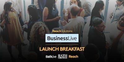 BusinessLive Launch Breakfast | Bath