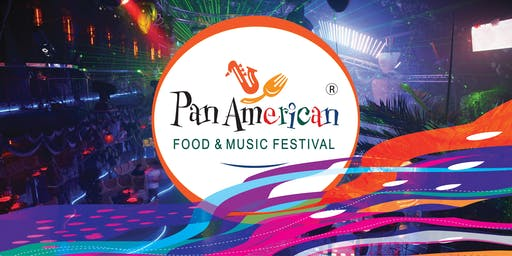 VIP Opening Reception - Pan American Food & Music Festival 2019