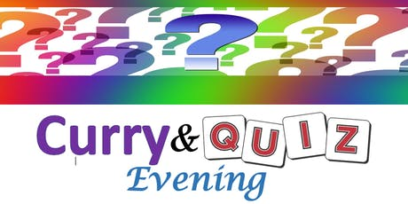 Colchester Mayor's Charities Curry & Quiz Night tickets
