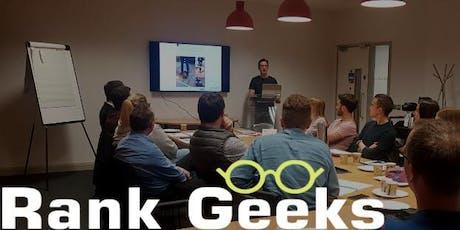 SEO & Digital Marketing Course tickets
