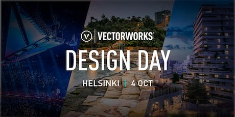 Vectorworks DESIGN DAY HELSINKI 2019 tickets