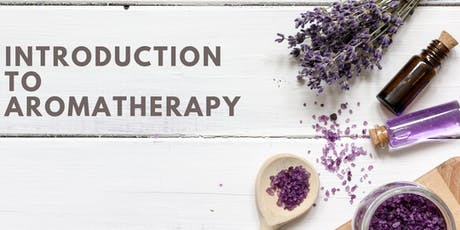 Introduction to Aromatherapy tickets
