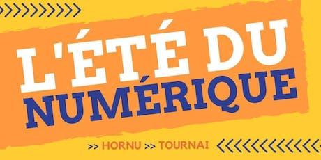 """""""Été du Numérique"""" - Stage ados gratuit billets"""