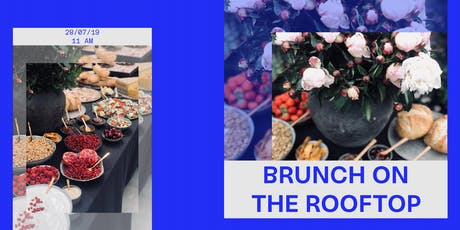 YUST Brunch 2: On The Rooftop tickets