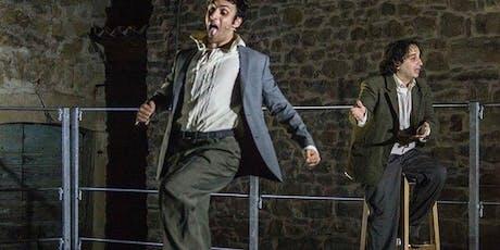 Il Bradipo e la Carpa biglietti
