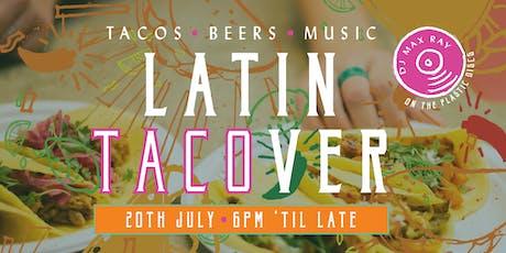 Latin Tacover 7.0 tickets