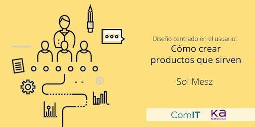 Diseño Centrado en el Usuario: Cómo crear productos que sirven
